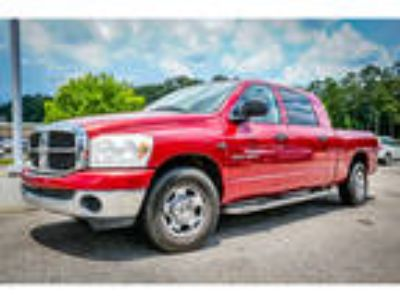 2007 Dodge Ram 1500 Red, 199K miles