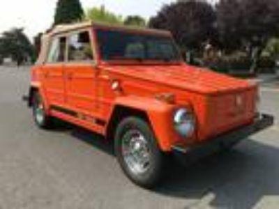 1973 Volkswagen Type 181 Thing Convertible