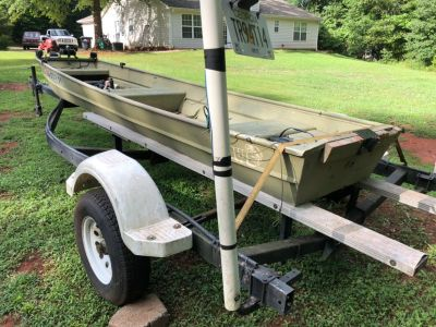 14 foot Jon boat