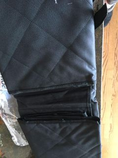 Dog cat seat cover (2) nib price for each