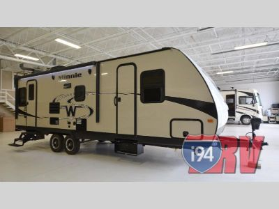 2019 Winnebago Industries Towables Minnie 2606RL