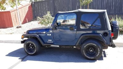 2005 Jeep Wrangler EXTREMELY LOW MILES!!
