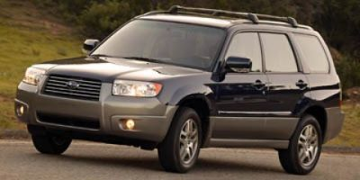 2006 Subaru Forester XS L.L.Bean Edition (Evergreen/Steel Gray)