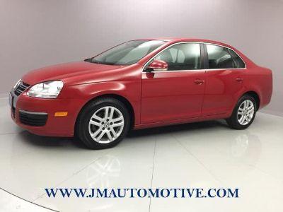 2009 Volkswagen Jetta TDI (Salsa Red)