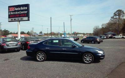 2007 Buick LaCrosse CXL (Blue)