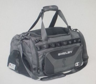 Buy Shelby American Super Snake Cobra Backpack/Duffel Bag Ford Mustang GT500 SVT motorcycle in Indian Wells, California, United States, for US $69.95