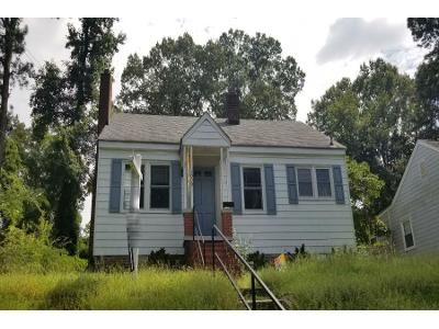 2 Bed 1 Bath Foreclosure Property in Colonial Heights, VA 23834 - Kensington Ave