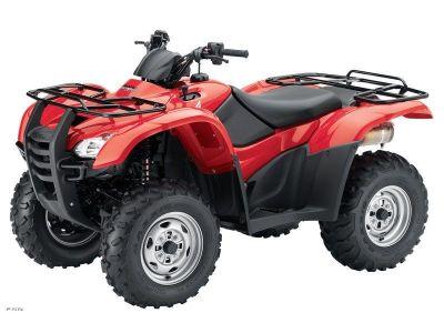2013 Honda FourTrax Rancher AT Utility ATVs Escanaba, MI