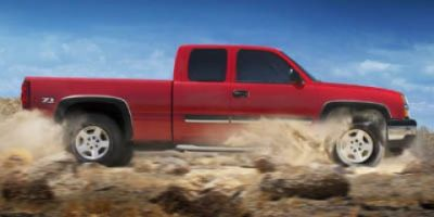 2005 Chevrolet Silverado 1500 Base (Victory Red)