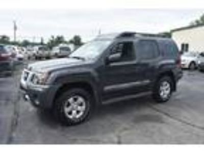 2012 Nissan Xterra 4WD 4dr Auto X at [url removed]