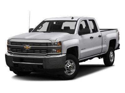 2016 Chevrolet RSX Work Truck (Summit White)
