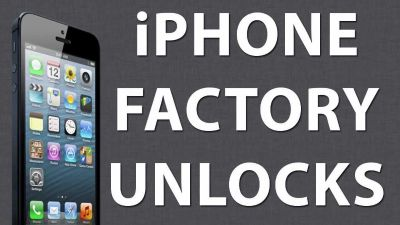 AT&T iPhone Factory Unlock (CLEAN ONLY)