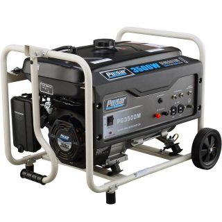Portable Generator Pulsar 3500 Gas Powered