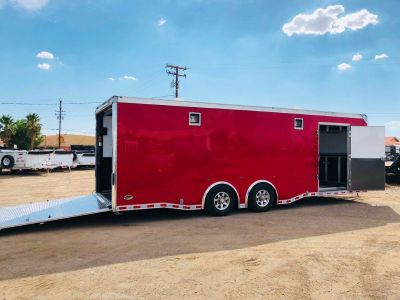 Wells Cargo Motortrac Trailer, Enclosed Trailer, Cargo Trailer MT85X2625