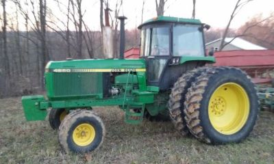 1988 John Deere 4650