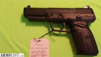 For Sale: New In Box FN FiveseveN 5.7x28 5.7 X 28 Five Seven BLACK
