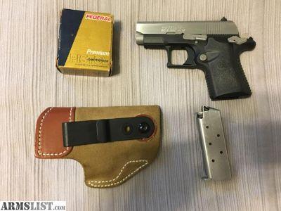 For Sale/Trade: Colt Mustang .380 Pocketlite $500
