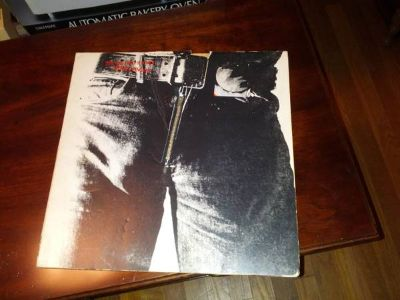 rolling stones sticky fingers lp