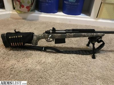 For Sale/Trade: Ruger Gunsite Scout Bolt Action 6.5 Creedmoor