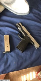 For Sale: Smith and Wesson 9mm