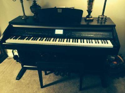 $3,500 OBO Yamaha Clavinova Piano & Bench