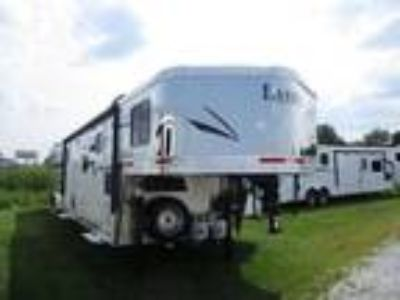 2019 Lakota Trailers Living Quarters Stock Trailer 4 horses