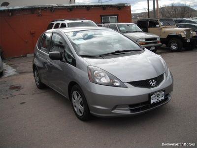 2010 Honda Fit Base (Silver)
