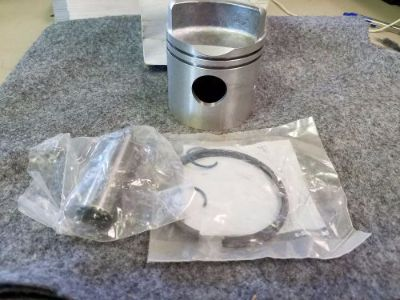 Sell NOS Mercury/Mariner Standard Piston Kit, Pt #: 774-9137 A6 motorcycle in Scottsville, Kentucky, United States, for US $35.50