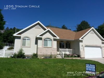 Large single-family home close to BYU