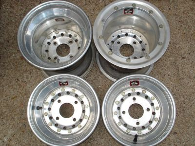 "Weld 10"" Micro Racing Wheels"