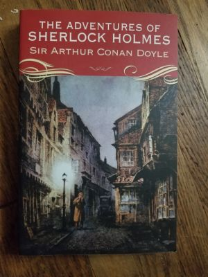 Softcover Sherlock Holmes book