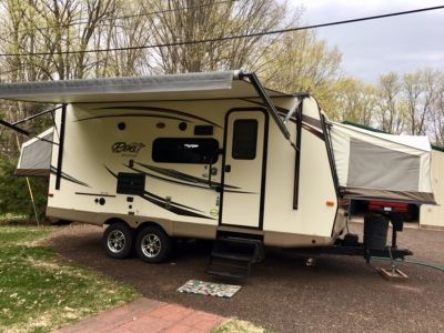 2015 Forest River Rockwood Roo 21SS