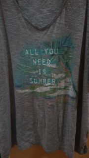 Summer too to just relax in fits like a night shirt so cute $2