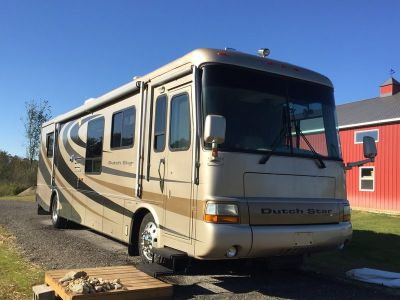 2001 Newmar Dutch Star 3981