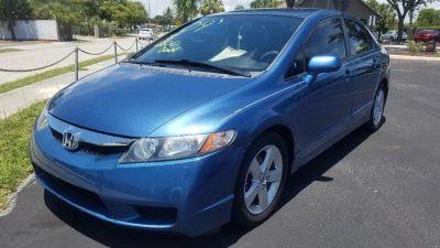 2009 Honda Civic LX-S (Blue)