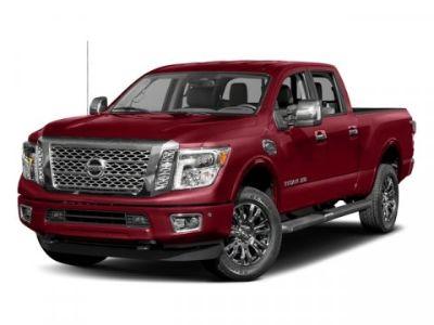 2018 Nissan Titan XD Platinum Reserve (Java Metallic)