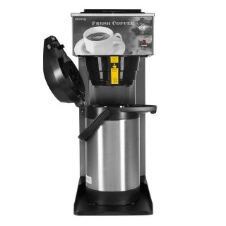 Industrial/restaurant size Newco coffee maker