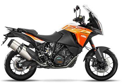2018 KTM 1290 Super Adventure S Dual Purpose Motorcycles Orange, CA