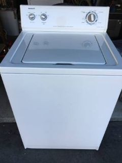 Admiral Topload Washer