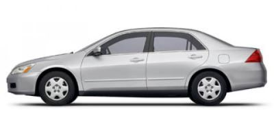 2007 Honda Accord LX (Silver)