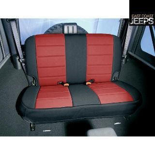 Find 13262.53 RUGGED RIDGE Neoprene Rear Seat Covers, 80-95 Jeep CJ/Wranglers, by motorcycle in Smyrna, Georgia, US, for US $120.50