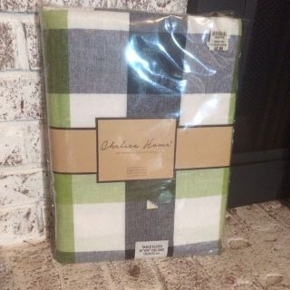 Cotton tablecloth New
