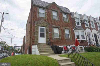 4240 Tudor St Philadelphia Two BR, 2+2 corner duplex with 2 car