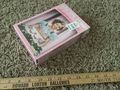 Brand new SEALED boxed set of 3 Shirley Temple DVDs, says $12.88 for retail, asking $5.00