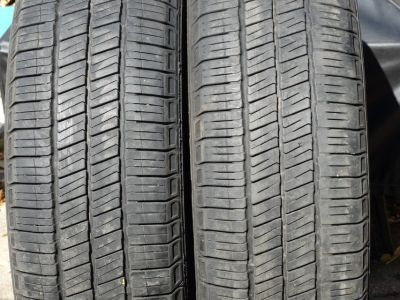 2-Used 185/60R15 Goodyear Eagle LS Tires