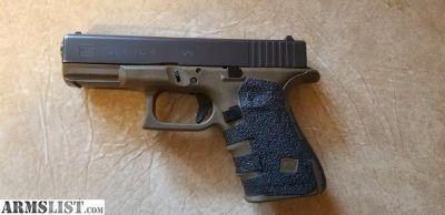 For Sale/Trade: Gen 4 glock 19 FDE