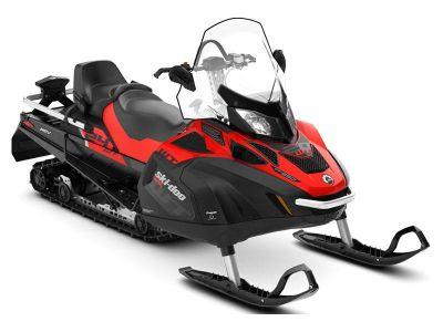2019 Ski-Doo Skandic WT 600 H.O. E-TEC Utility Snowmobiles Hillman, MI