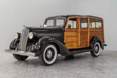 1937 Dodge Westchester Suburban Woodie Wagon