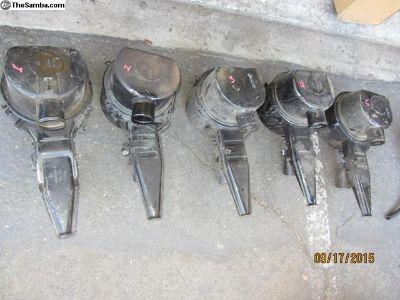 ghia,bus oil bath filters