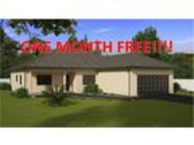 NEWLY BUILT HOME ***FREE MONTHS RENT*** Three BR Two BA APPLY TODAY
